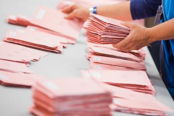 Briefwahl-Rekord in Bayern in Sicht