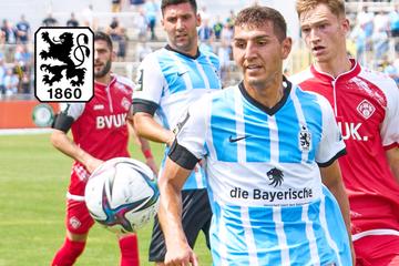 Bittere Diagnose: Semi Belkahia fehlt dem TSV 1860 mehrere Wochen!
