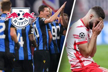 Trotz Nkunku-Führung: RB Leipzig verliert auch gegen Underdog Brügge
