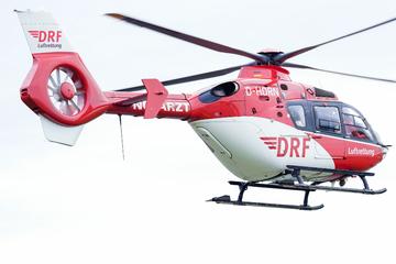 Unglück beim Kanu-Fahren: Junge Frau ins Krankenhaus geflogen