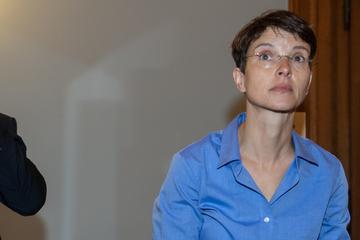 Berufungsprozess in Leipzig: Frauke Petry setzt auf erneuten Freispruch