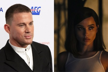 Zoë Kravitz and Channing Tatum confirm romance with PDA-filled lunch date in NYC