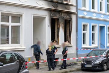 Hamburg: Zwei Tote nach Brand in Mehrfamilienhaus: Opfer identifiziert