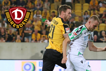 Wieder Sollbauer gegen Ducksch: Vor sechs Wochen blieb der Dynamo klarer Punktsieger