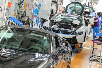 BMW-Werk Leipzig ausgebremst! Produktion steht an vier von fünf Tagen