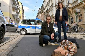 """Dresden: """"Tatort"""" aus Dresden: Die unsichtbare Gefahr, die Schmerzen verursacht"""