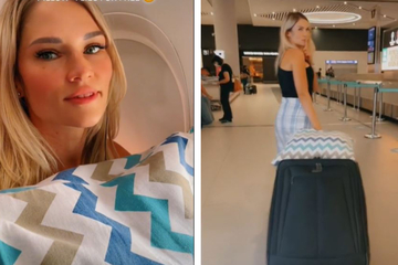 Handgepäck umsonst ins Flugzeug mitnehmen: Frau teilt mega Lifehack