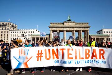 Berlin: #unteilbar-Demo mit Tausenden Teilnehmern angekündigt!
