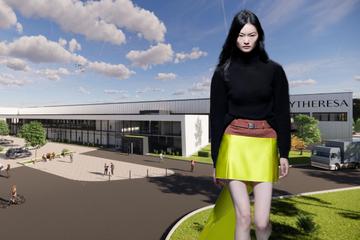 Très chique! Leipzigs Flughafen wird zum Luxusmode-Drehkreuz
