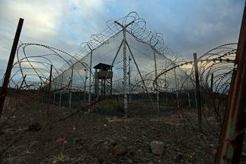 Biden administration looking for contractor to run migrant detention center at Gitmo