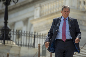 Is Joe Manchin planning to leave the Democratic Party?