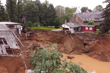 Nach Hochwasser-Katastrophe in NRW: Leiche in Bad Münstereifel gefunden