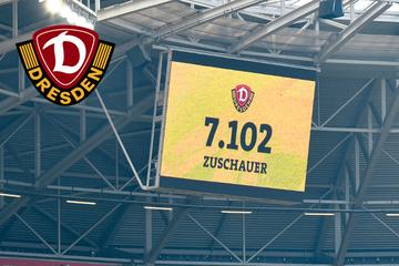 Warum durften weniger Dynamo-Fans ins Stadion als im DFB-Pokal? Stadt weicht Antwort aus