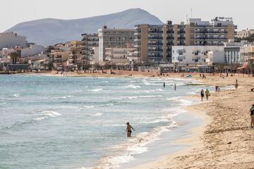 Todes-Drama in Mallorca: Zwei Schwestern aus Deutschland sterben beim Nacht-Baden