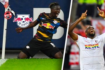 Geiles Offensiv-Spektakel: RB Leipzig gewinnt wildes Duell auch in Köln nicht