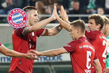Pflichtsieg trotz Unterzahl: Bayern München schlägt Greuther Fürth