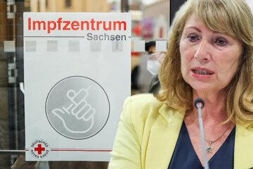 Länger als geplant: Sachsens Impfzentren bleiben bis Ende September in Betrieb!