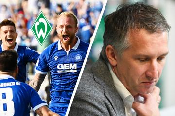 """Werder blitzt bei verzweifelter Stürmersuche ab: """"Zeitpunkt komplett unmoralisch""""!"""