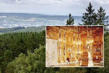 Neue Spur führt ins Vogtland: Liegt hier das Bernsteinzimmer?