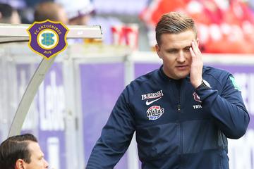 Das ging schnell! Erzgebirge Aue entlässt Trainer Aleksey Shpilevski