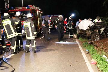 Drei Tote bei Horror-Crash: Angeklagter (19) mit bewegender Stellungnahme