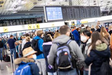 """""""Richtig große Reisewelle"""": Flughafen Hannover rechnet mit Ansturm!"""