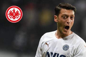 Pfiffe, Jubel, Bierbecher: So lief Mesut Özils Rückkehr nach Deutschland