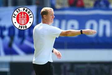 """FC St. Pauli hadert mit vergebenen Chancen: """"Mit Fortune machen wir das 1:0"""""""