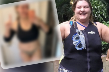 Übergewichtige macht im Urlaub schlimme Erfahrung und ändert ihr Leben: So sieht sie jetzt aus