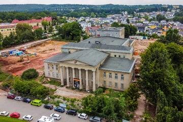 Chemnitz: Chemnitz: So läuft der Wohnungsbau im Kulturpalast