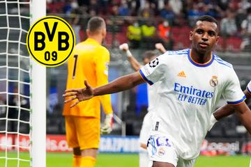 BVB an Real-Star dran! Schnappt sich Dortmund einen brasilianischen Nationalspieler?