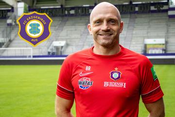Von RB zu Aue: Björn Rosemeier verstärkt Trainerteam vom FC Erzgebirge