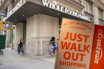 Amazon brings its Just Walk Out payments to Whole Foods stores