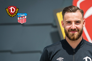 Top-Transfer! Dynamo schnappt sich Morris Schröter vom FSV Zwickau