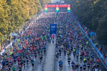 Berlin: Berlin-Marathon 2021: Das sind die Besten der rund 25.000 Läufer in diesem Jahr