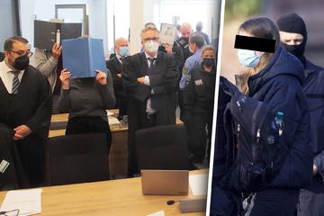 Mutmaßliche Linksextremistin Lina E. heute vor Gericht: Rechte twittern aus Saal, Anwälte laufen Sturm