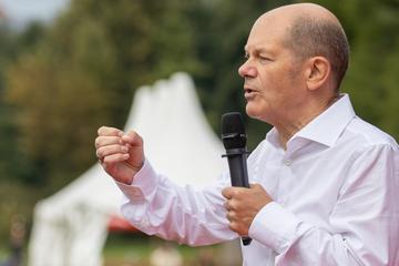 Scholz sagt wegen Finanzausschuss zwei von drei Wahlkampfterminen ab