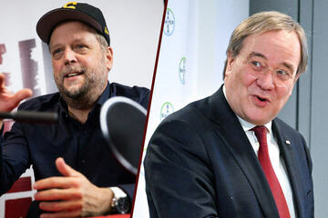 Telefonat zwischen Armin Laschet und Smudo wirft Fragen auf