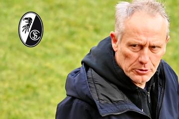 """Freiburg-Coach Streich verurteilt geplatzte Super League: """"Fanal an absurden Vorstellungen"""""""