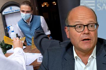 Ungeimpfte müssen draußen bleiben: Sachsens 2G-Modell bekommt Gegenwind