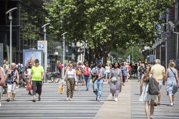 Dresden: Dresden-Inzidenz sinkt: Was gilt nun für die gelockerte Maskenpflicht beim Shopping?