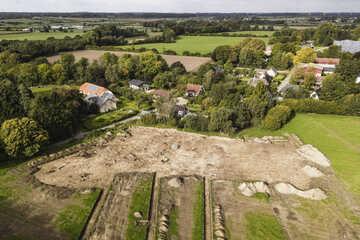 1500 Jahre alt! Archäologen legen Reste einer Siedlung frei