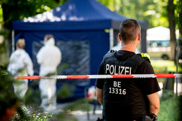 Prozess um Kopfschuss-Mord im Tiergarten: Zeuge erkennt Angeklagten