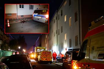 Chemnitz: Blutiger Streit in Chemnitz: Ein Toter (18), zwei Schwerverletzte