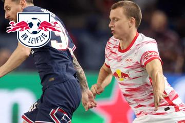 Auch das noch: RB Leipzigs Klostermann erleidet Muskelfaserriss