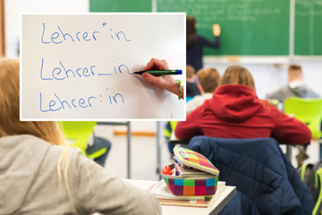 "Schüler dürfen nicht ""gendern"": Grüne kritisieren Erlass zu gendersensibler Sprache"