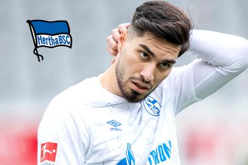 Er bleibt in der Bundesliga: Hertha schnappt sich Mittelfeld-Spieler von Schalke 04!
