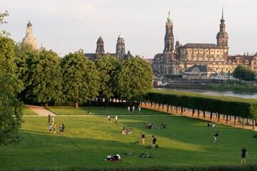 Dresden: Coronavirus in Dresden: Inzidenz sinkt weiter, aber es gibt neue Todesfälle
