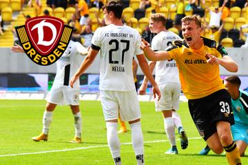 Daferner-Doppelpack! Dynamo fertigt Ingolstadt ab