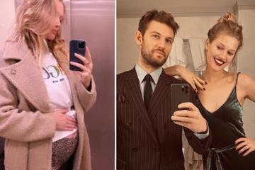 """Das Baby ist da! Model Toni Garrn und """"Magic Mike""""-Star sind Eltern"""